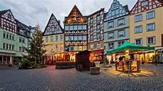 photo cochem germany new year tree cities