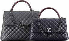 Coco Chanel Tasche - chanel coco handle bag bragmybag