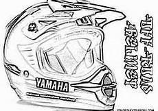 Drawings Dirtbike Images Helmet Drawing Helmet