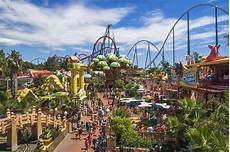 A Day Of Thrills In Port Aventura