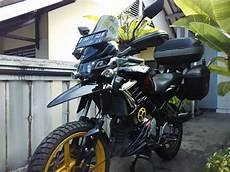 Vixion Supermoto Touring by Tips Modifikasi Motor Vixion Menjadi Supermoto Aset Media