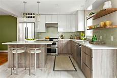 Kitchen Design Ideas Before And After by Before And After Kitchen Remodels Better Homes Gardens