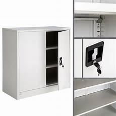 Office Storage Cupboard Metal Filing Cabinet Tool Cabinet