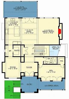 house plan 699 00073 northwest plan 3 970 northwest house plan for a sloping lot house plans how
