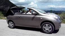 Nissan Micra C C Convertible Cabriolet Roof Top