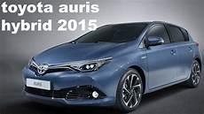 Toyota Auris Hybrid 2015