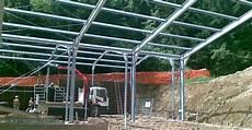 capannone metallico marchioro bruno carpenteria metallica pesante e leggera