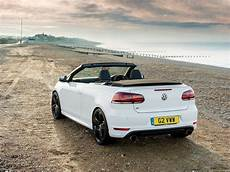 volkswagen golf r cabriolet picture 26 of 44 rear angle