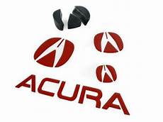 acura sticker acura tl decal ebay