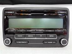 blaupunkt radio autoradio 5m0035186aa f 252 r vw golf 5 6