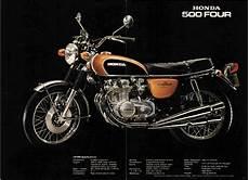 honda 500 four 4into1 vintage honda motorcycle parts