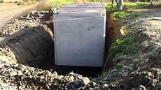 vasche prefabbricate in cemento cisterna vasca in cemento prefabbricata per raccolta acqua