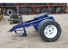 1111 dolly single axle dolly converter gear trailer for