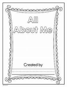 all about me kindergarten first grade writing activities by kim s creations