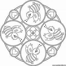 Malvorlagen Mandala Tiere Kostenlos Http Www Mandala Bilder De Mandala Tiere Mandala Biene