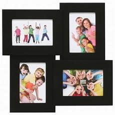 cadre photo pour 4 photos deknudt cadre p 234 le m 234 le carr 233 noir pour 4 photos 10x15