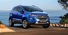 2018 Ford Ecosport Pricing And Specs Update