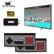 Data Frog Hdmi Output Built Classic by Data Frog Mini 4k Console Dual Players And