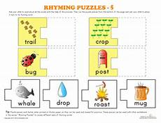 rhyming words puzzle 5 rhyming words word puzzles