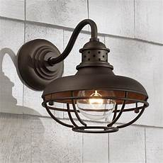 franklin park metal cage 9 quot high bronze outdoor wall light 2t225 lsplus com