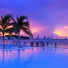 Sunset Miami by Purple Miami Sunset Sixt Sixtusa Miamibeach Http