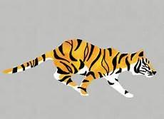 Animasi Harimau Bergerak Alamendah S