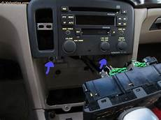 how to remove a radio in your volvo s60 v70 s80 or xc90