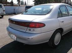 how petrol cars work 1998 mercury tracer transmission control find used 1998 mercury tracer no reserve in orange california united states