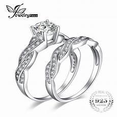 jewelrypalace infinity 1 5ct simulated diamond anniversary