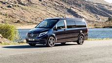 2018 Mercedes V Class Marco Polo Review Top Gear