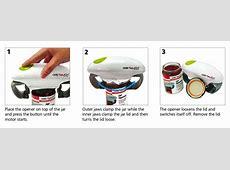 Amazon.com: OneTouch Jar Opener: Kitchen & Dining