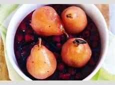 crunchy yoghurt and raspberry pears_image