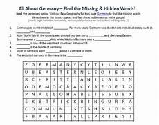isl german worksheets 19665 image of germany worksheet free printable geography word worksheet for easy