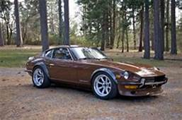Custom Datsun 240Z Wide Body  240z Pinterest Paint