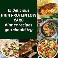 Low Carb Abendbrot - 15 delicious high protein low carb dinner recipes you