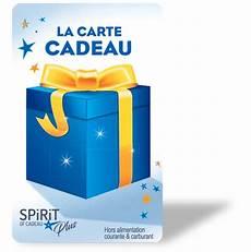 Spirit Of Cadeau Plus La Carte Cadeau Entreprise