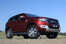 Ford Everest Trend 4wd 2017 Review Carsguide
