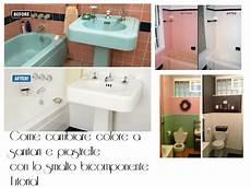 cambiare piastrelle bagno come cambiare colore a sanitari piastrelle bagno con