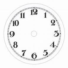 Ausmalbilder Uhr Mit Zeiger Zifferblatt Aluminium F 252 R Uhren Wanduhren Arabische Zahlen