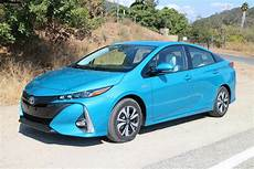 2017 Toyota Prius Prime Drive Of New In Hybrid