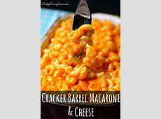 cracker barrel macaroni and cheese_image