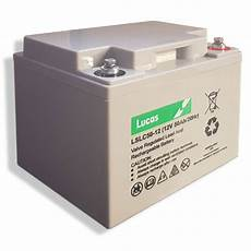 lucas lslc50 12 battery 12v 50ah abs batteries