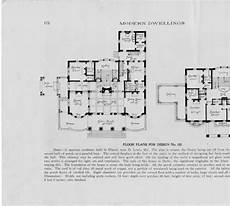 geothermal house plans modern dwellings by geo f barber 1905 george f