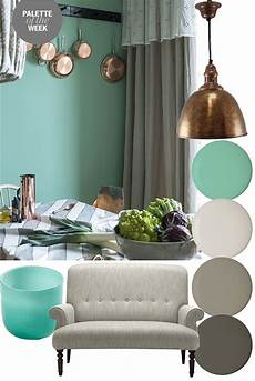 palette of the week copper teal and grey 2014 march life style etc living room color