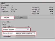 quickbooks zero out customer balance