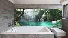 glasbilder für badezimmer geeignet glasbild f 252 r badezimmer