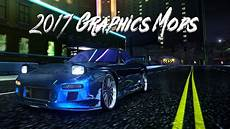 need for speed carbon 2017 graphic mods hd 1080p