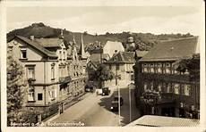 deutsches haus michelstadt ansichtskarte postkarte bensheim an der bergstra 223 e in