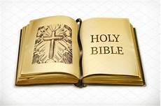 Holy Bible Clipart holy bible vector icon icons creative market