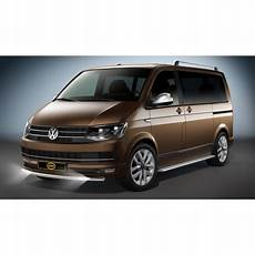 Vw T6 2018 Design Aluminium Side Step Set Lwb Bg Nor As
